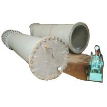 Наплавка бесшовных стальных труб