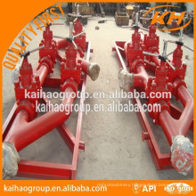 API Drilling mud manifold, choke manifold for hot sale