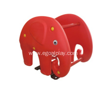 New Arrival China for Spring Riders Elephant Plastic Spring Riders SR-006 export to Solomon Islands Factory