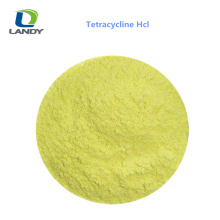China De Buena Calidad Materias primas farmacéuticas Tetraciclina hidrocloruro Tetraciclina Hcl