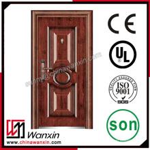 New Indian Main Door Designs Sécurité Porte en acier
