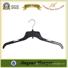 Alibaba Websit Nouveau produit Simple Black Plastic Clothes Hanger