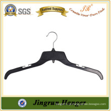 Alibaba Websit New Product Black Black Plastic Clothes Hanger
