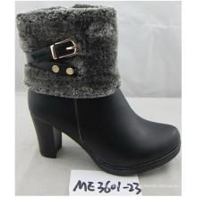 2016 Winter Fashion Warm Lady Boots