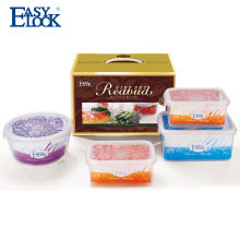 caja de utensilios de cocina de almacenamiento de alimentos de almacenamiento de plástico