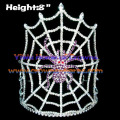 8inch Spider Crowns Halloween Pageant Crowns
