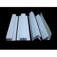 (LUH) PVC-Platten-Ecken-Formteil