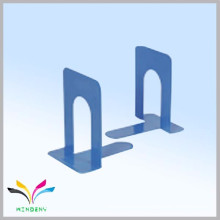 High quality cheaper price wholesale metal colored folding bookend