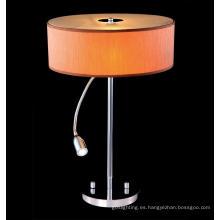 Lámpara de tabla moderna de la lámpara de la tela de la decoración de la alta calidad (MT2284S)