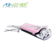 3LEDs Dynamo Torch With Multifunctions Tools