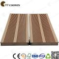 Decking WPC im Freien / Holz und Plastik-zusammengesetzter Belag / Technik-Bodenbelag