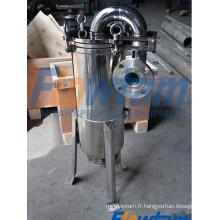 Filtre à sac filtre à lait en acier inoxydable