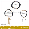 2017 Newest Design Elegant Crystal Bead Bracelet Design For Girls