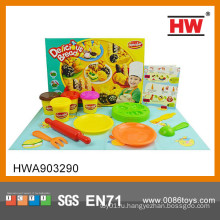 Забавные игрушки для игрушек из глины ручной работы