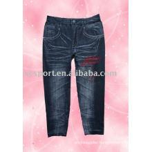 fashion Seamless all over print pantyhose