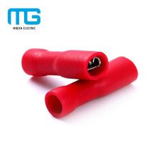 Fabrik-Versorgungsmaterial PVC-Isolierungs-Messinganschluß und Trennschalter