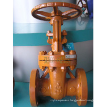 API Indusrtial Aplication Gate Valve