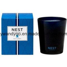 Bougies parfumées décoratives de vente chaude comme cadeau de mariage