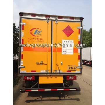 JMC Blasting Equipment Transport Vehicle
