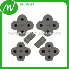 Food Grade High Quality Silicone Conductive Rubber Pad