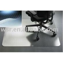 almohadilla de goma antideslizante, estera de la silla de goma