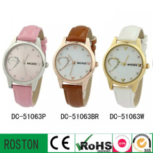Leather Band Kids Watch for Children