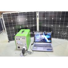 Atacado AC gerador solar integrado com manivela e fábrica de fábrica de rodas