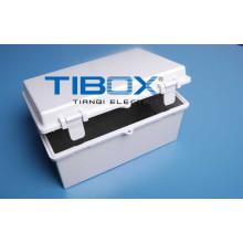 2015 Caixa de plástico Tibox Te Series (trava de plástico + tipo de dobradiça)