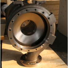 Wear-Resistant Goulds Pump Volute Casing