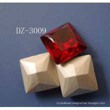 3009 Red Crystal Fancy Stones Beads