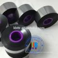 Black TTO Markem smartdate Domino compatible black printer ribbon