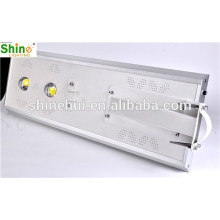 The First New Design Integrated Solar Power LED Street Light 80W With Motion Sensor