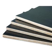 1/2 inch 16mm phenolic plywood film faced plywood with black film