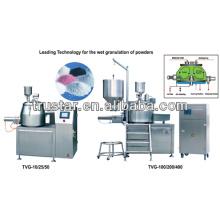 Granulador de polvo químico