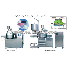 mixing granulating equipment