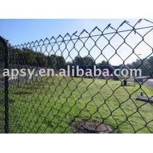 clôture à mailles galvanisée à chaud