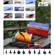 12.6V10A Automatic Trickle LiFePO4 Li-ion Polymer Lithium Battery Charger