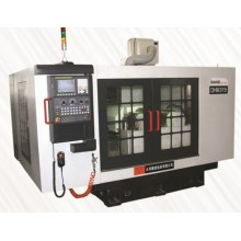 Rectificadora de estator CNC DHK019.