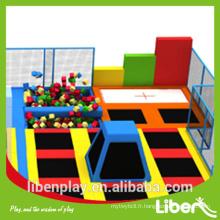 2015 Hot Sale High Quality Used Indoor Bounce Bed for Sale