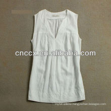 13TS5040 european style for ladies casual T-shirt on summer