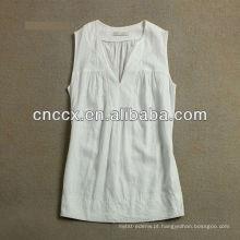 13TS5040 estilo europeu para senhoras casual T-shirt no verão