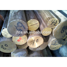 Palan / tige en cuivre de bronze à béryllium dans différents diamètres C17300