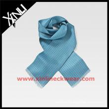 2013 AW 100% foulard en soie hommes