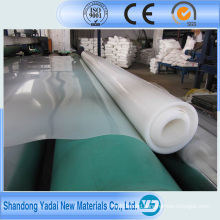 Fish Farm Pond Liner 1mm 2mm White HDPE Geomembrane