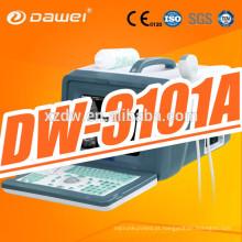 Preço barato portátil ultrassom máquina boa qualidade & B / W scanner de ultra-som preço DW-3101A à venda melhor venda