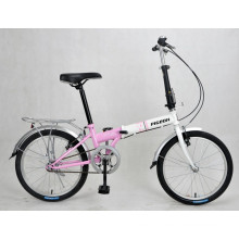 Beautiful Single Speed Folding Bicycles (FP-FDB-D002)