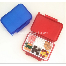 Plastic Pillbox For Promotional