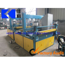 full automatic construction steel wire mesh welding machine make