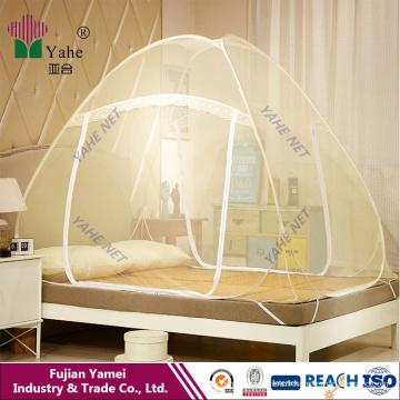 Qui a approuvé une tente de filet Mosquito