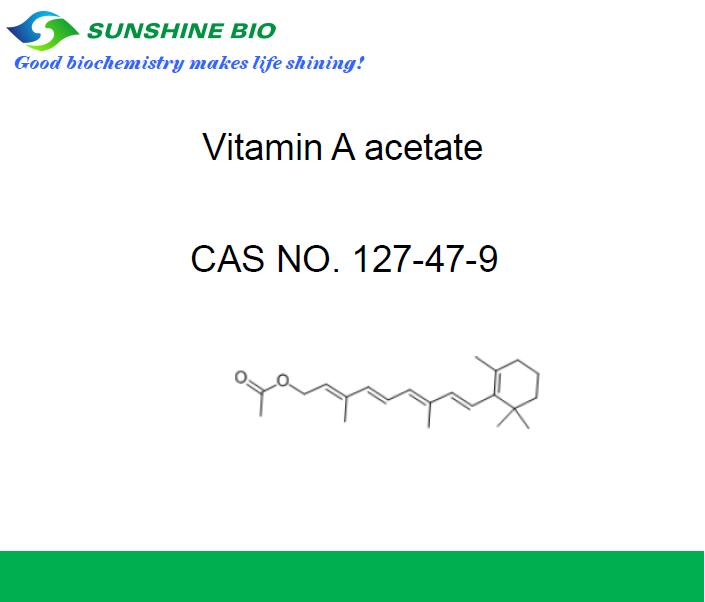 Vitamin A acetate CAS NO 127-47-9
